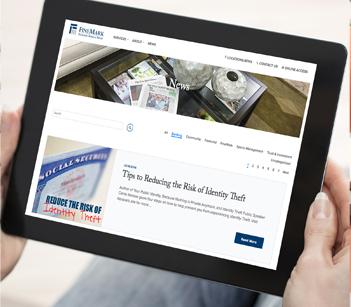 The FineMark Website has been Re-Designed