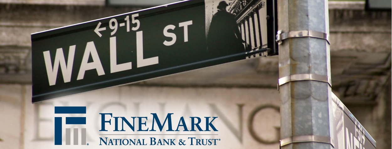 October Market Summary from the FineMark Investment Team