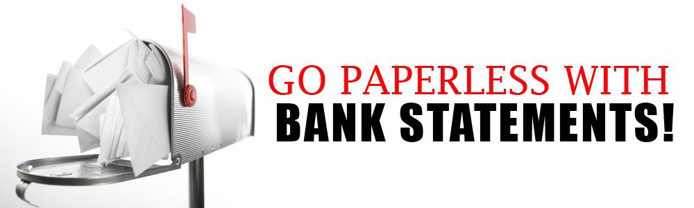 Go Paperless!