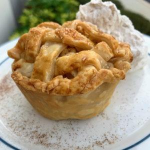 Deep Dish Apple Pie, Individual